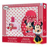 Mickey & Minnie Minnie Estuche (Colonia 30 Vapo + Gel 300)